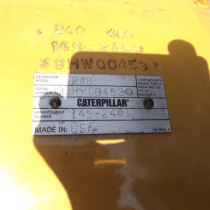 CATERPILLAR 750F